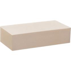 """КС-Керамик """"Белый гладкий"""" одинарный полнотелый"""