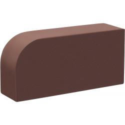 """КС-Керамик """"Темный шоколад радиусный"""" одинарный R"""