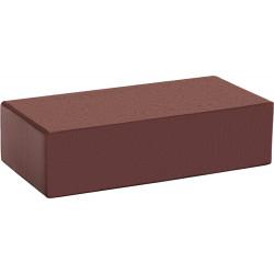 """КС-Керамик """"Шоколад гладкий"""" одинарный полнотелый"""