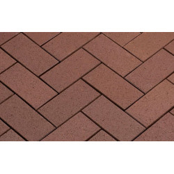 Penter Baltic Klinker Pavers Braun, 200*100*52