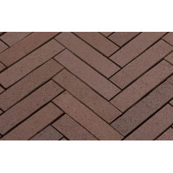 Penter Baltic Klinker Pavers Braun, 250*60*52