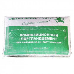 ЦЕМ II/А-К(И-П) 32,5Н