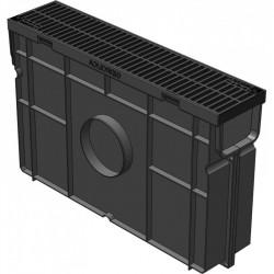 Комплект gidrolica light dn100 кл. А15 (пу-10.11,5.32 пластиковый, рв-10.11.50 пластиковая)