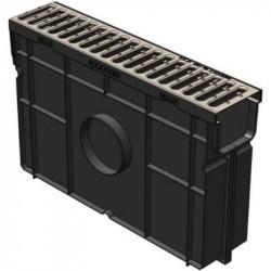 Комплект gidrolica light dn100 кл. А15 (пу-10.11,5.32 пластиковый, рв-10.10,8.100 оцинкованная)