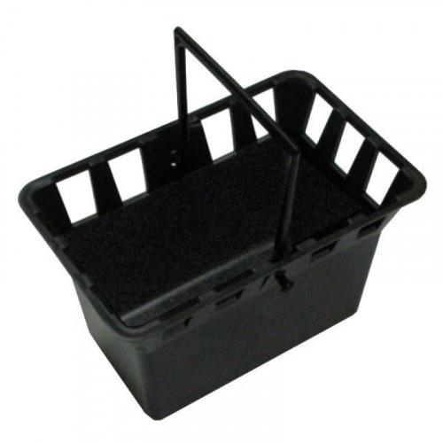 Корзина для дождеприемника gidrolica point дп-40.40 пластиковая