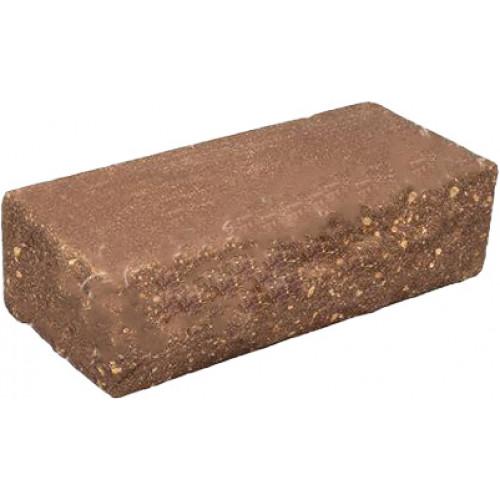 """Кирпич Литос """"стандартный скала тычковый полнотелый"""" шоколад"""