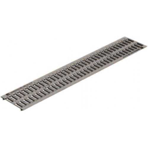 Решетка водоприемная gidrolica standart dn150 рв-15.18,6.100 кл. А15 оцинкованная