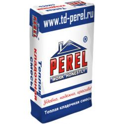 Теплоизоляционная кладочная смесь perel tks 8020 8520