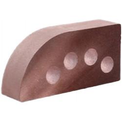 """Литос """"фасонный полукруг"""" шоколад"""