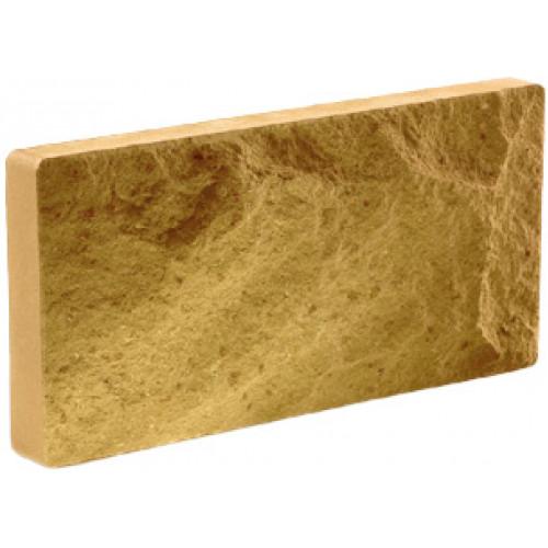 Цокольная плитка Литос слоновая кость, 250*100*18